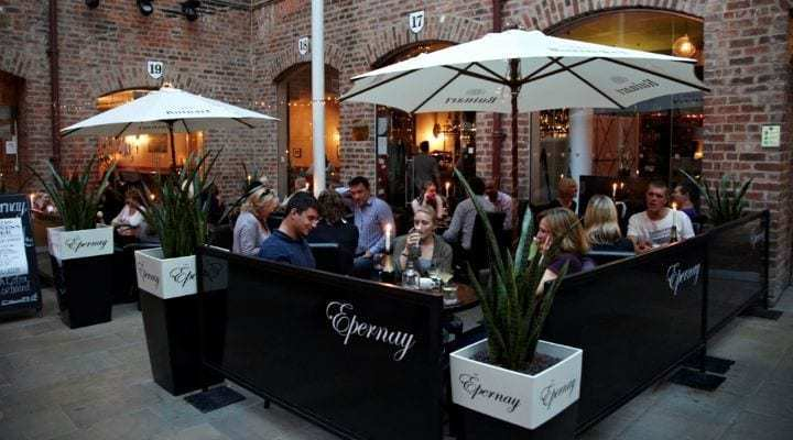Epernay Champagne Bar Leeds