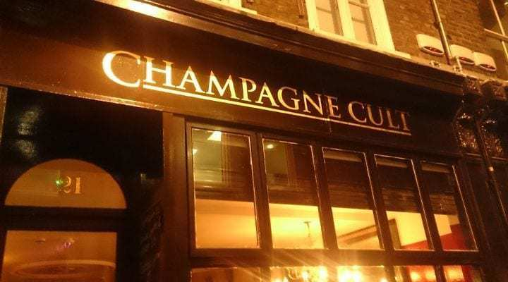 Champagne Cult London
