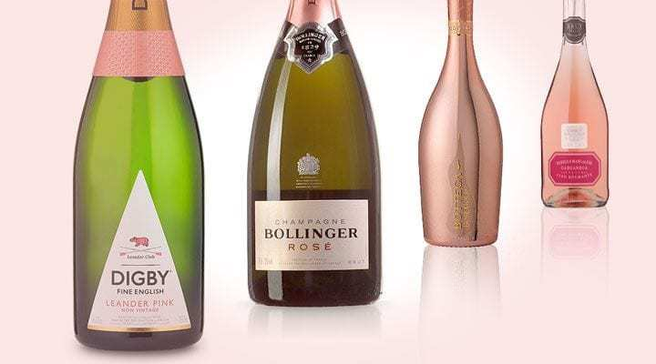 Refreshing Pink Bubbly Deals for Summer