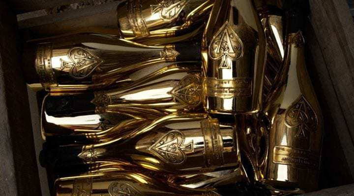 Armand de Brignac to release largest bottle of rose Champagne ever produced