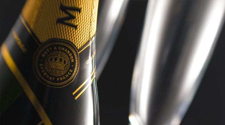 Moët & Chandon launches pop-up Champagne school in London
