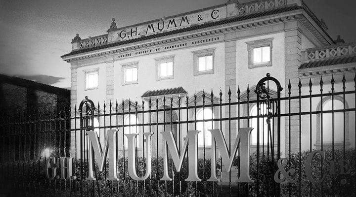 G.H.Mumm - The History