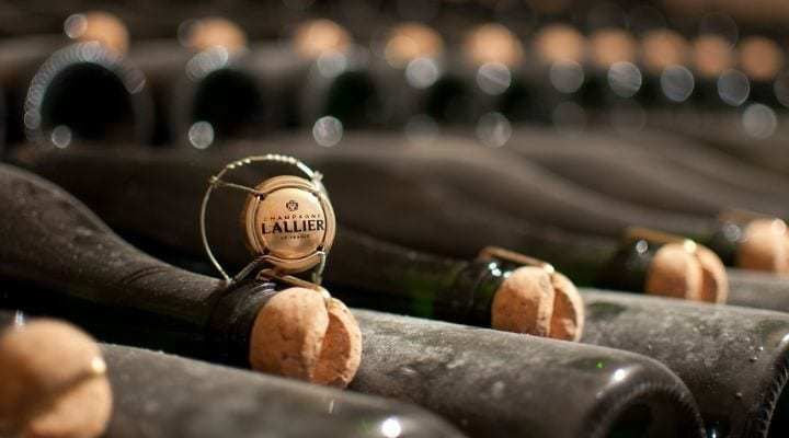 Champagne Lallier - Grand Crus