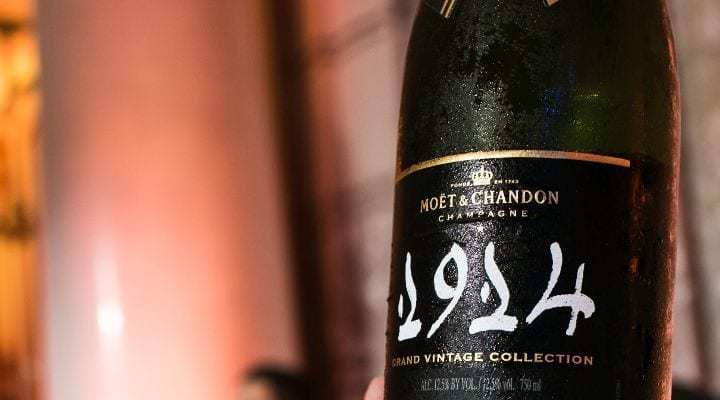Moet From 1914 Sells for More Than £10