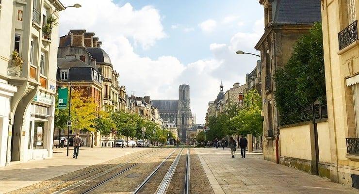 Reims_tram_lines