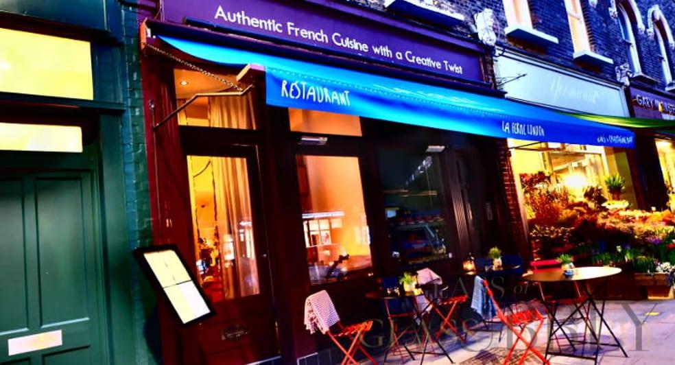 La Ferme Opens New Site in Primrose Hill