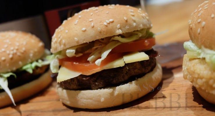Aberdeen Angus Quarter Pounder 100% British Beef from Iceland