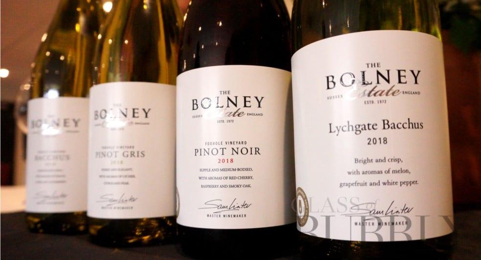 Bolney 2018 still wine release