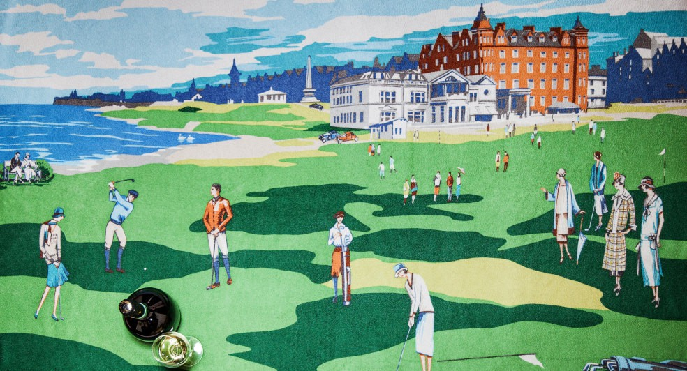 The Royal and Ancient Golf Club of St.Andrews and the Green'