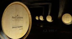 paul launois single barrel photo