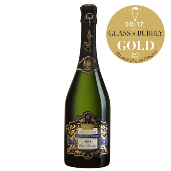 Champagne Château de Boursault – Prestige
