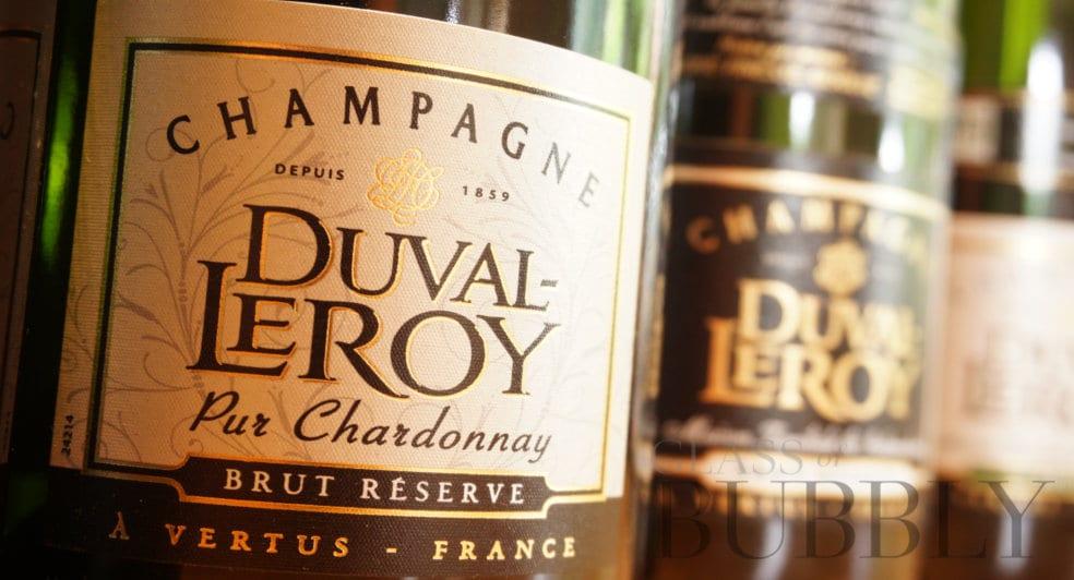 Champagne Duval Leroy range