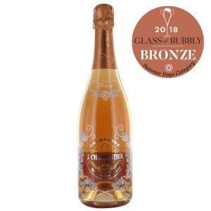 Champagne J.Charpentier – Prestige Rosé Brut