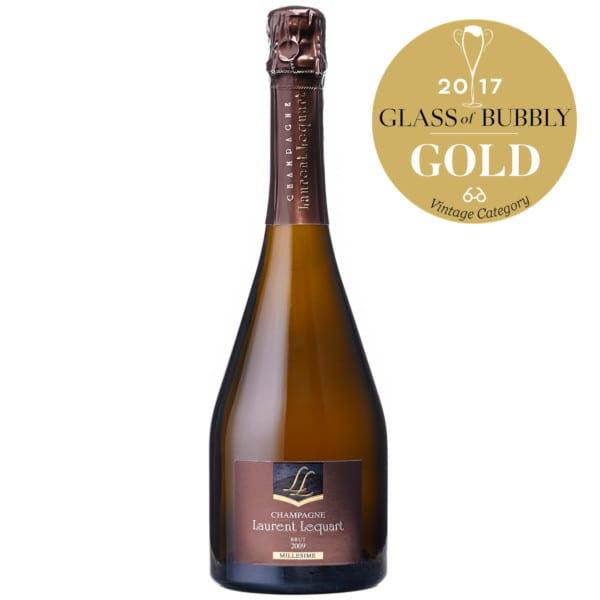 Champagne Laurent Lequart – Millesime 2010