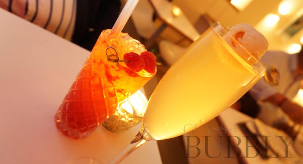 Cocktails at ULI London
