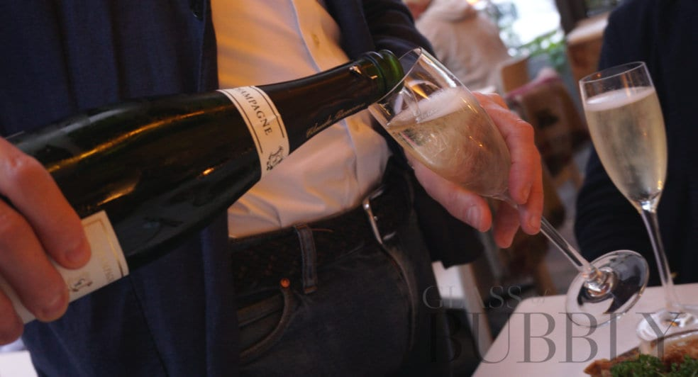 Enjoy Champagne in Notting Hill Gate