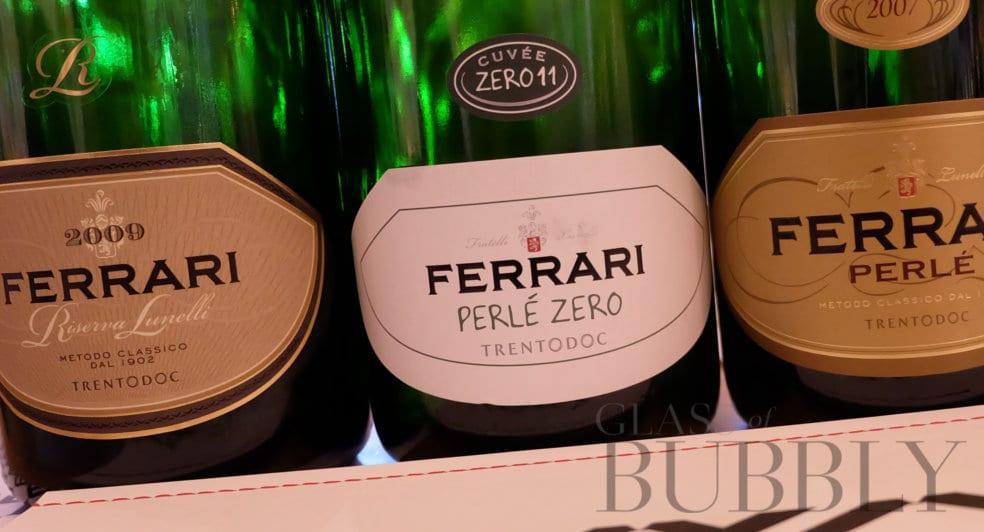 Ferrari Trento DOC Wines