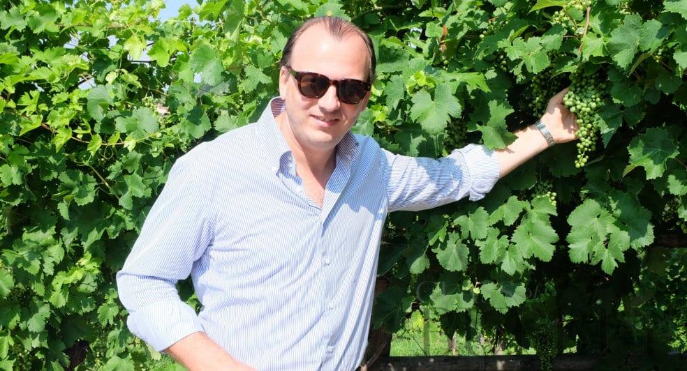 Mr Flavio Geretto Villa Sandi Export Manager