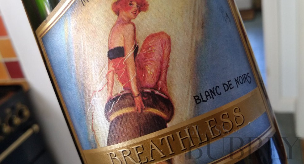 Breathless American Sparkling Wine