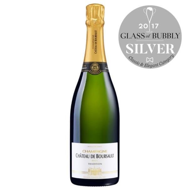 Champagne Château de Boursault – Brut Tradition