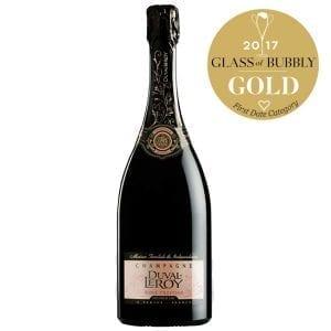 Champagne Duval-Leroy – Rosé Prestige Premier Cru Brut