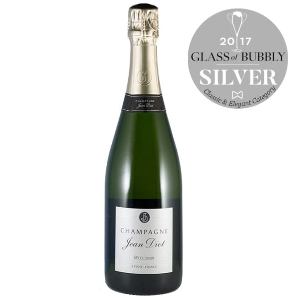 Champagne Jean Diot – Brut Selection – NV Brut Blend