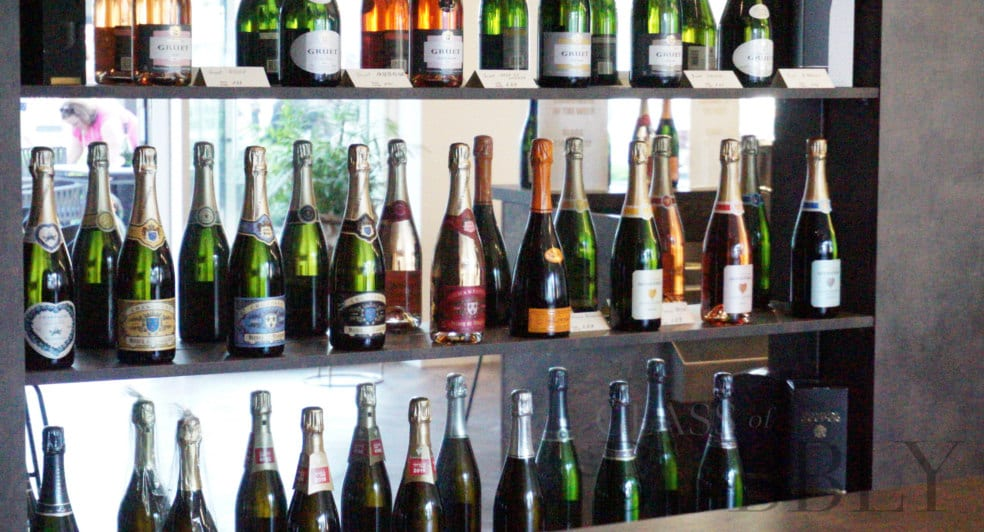 Champagne Route - Traditional Sparkling Wine Selection