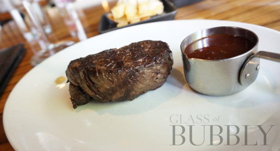 Fillet Steak at the STK London