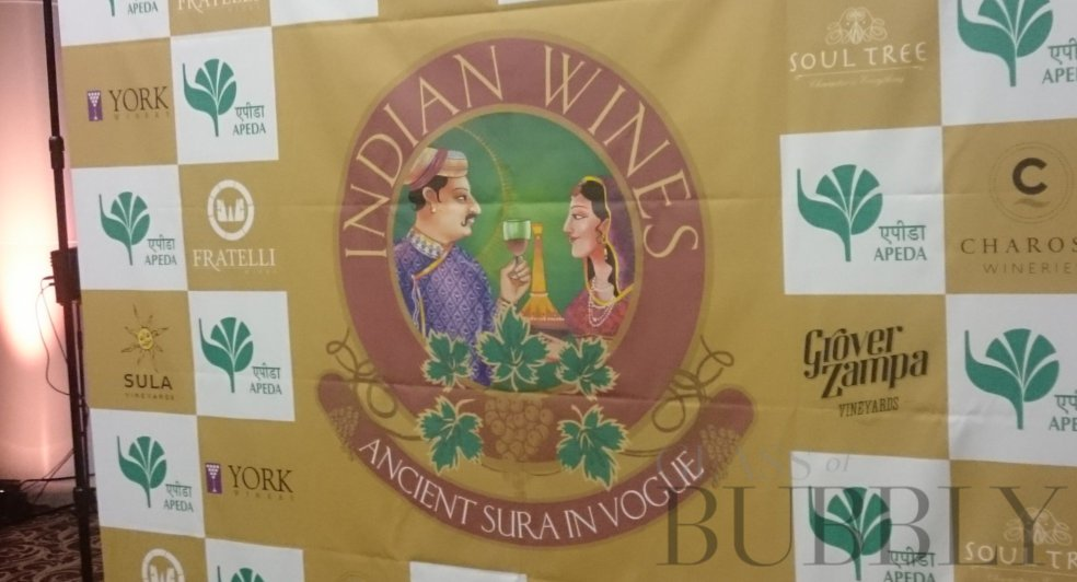 Indian Sparkling Wines