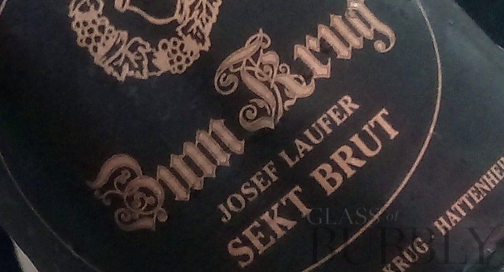 Josef Laufer Sekt Brut