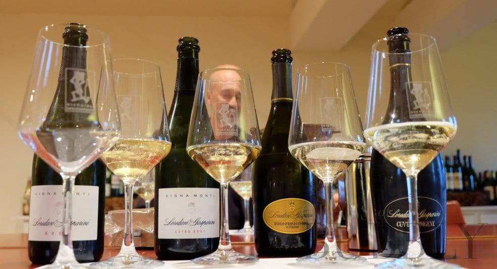 Loredan Gasparini wines tourism Prosecco