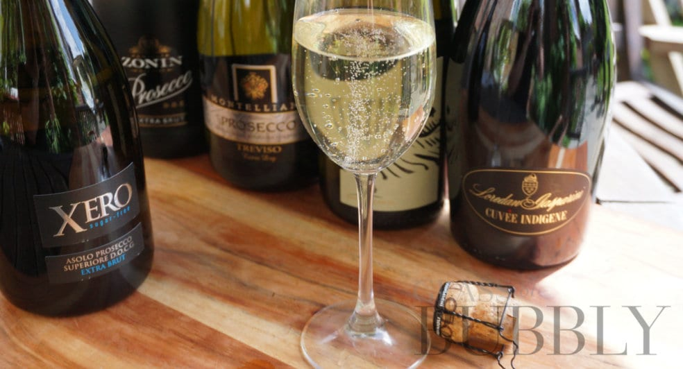 Tasting and Reviewing Prosecco Labels