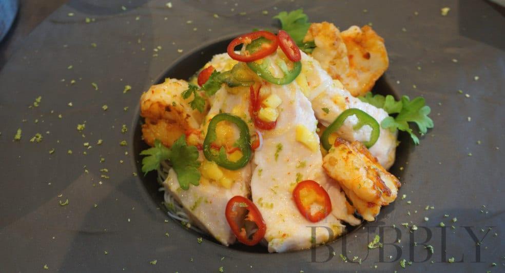 Thai Noodle Chicken Salad