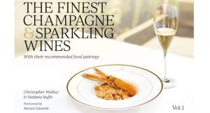 The Finest Champagne & Sparkling Wines with their recommended food pairings