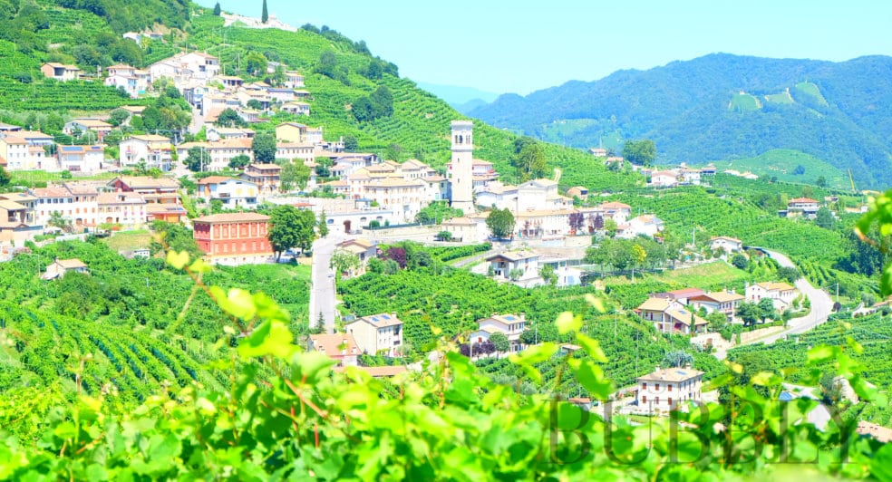 Views from Ca Salina Prosecco