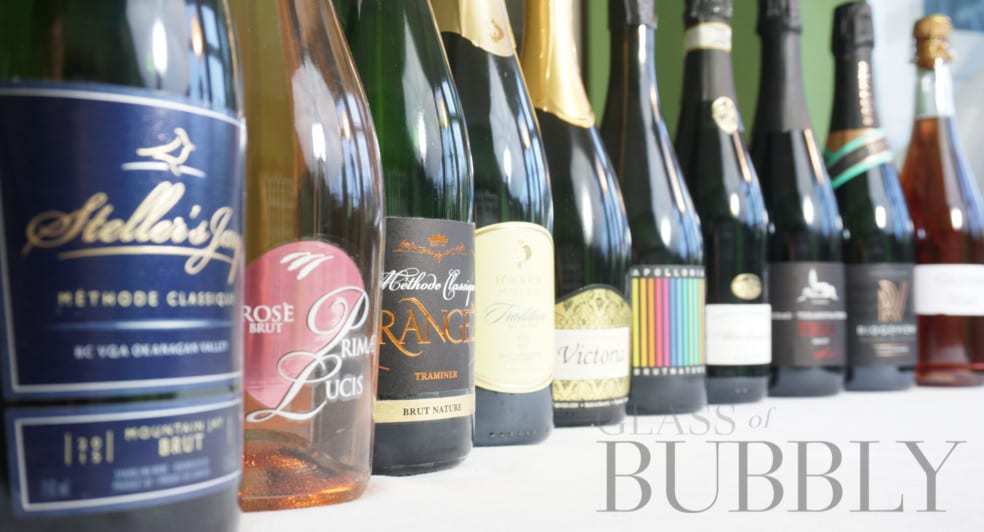 A Selection of Sparkling Wines to go with Fireworks