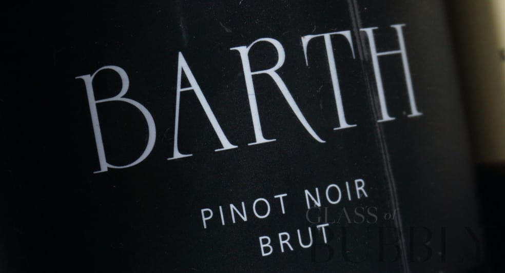Barth Pinot Noir Brut Red Sparkling Wine