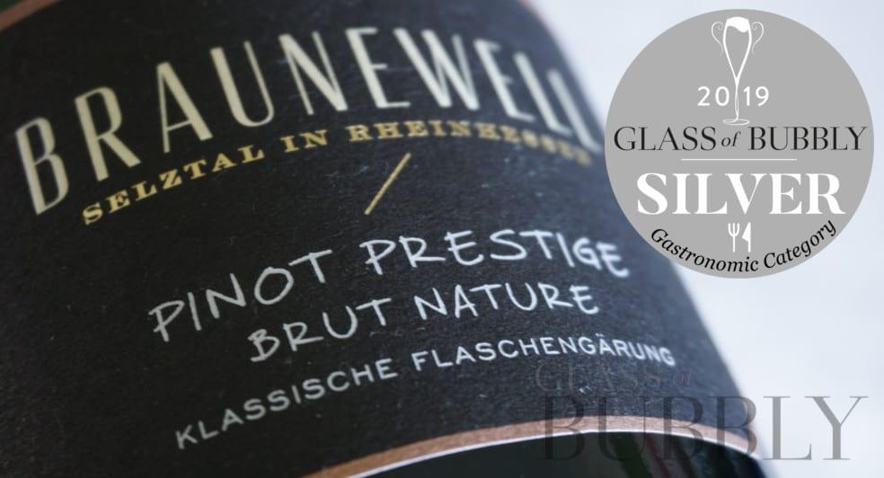 Braunewell Pinot prestige Brut Nature