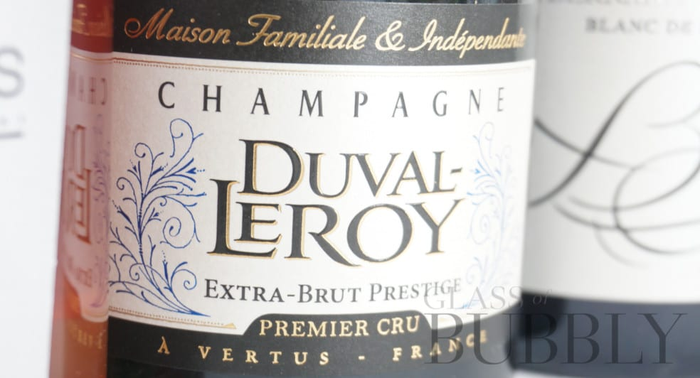 Champagne Duval-Leroy Prestige Extra-Brut