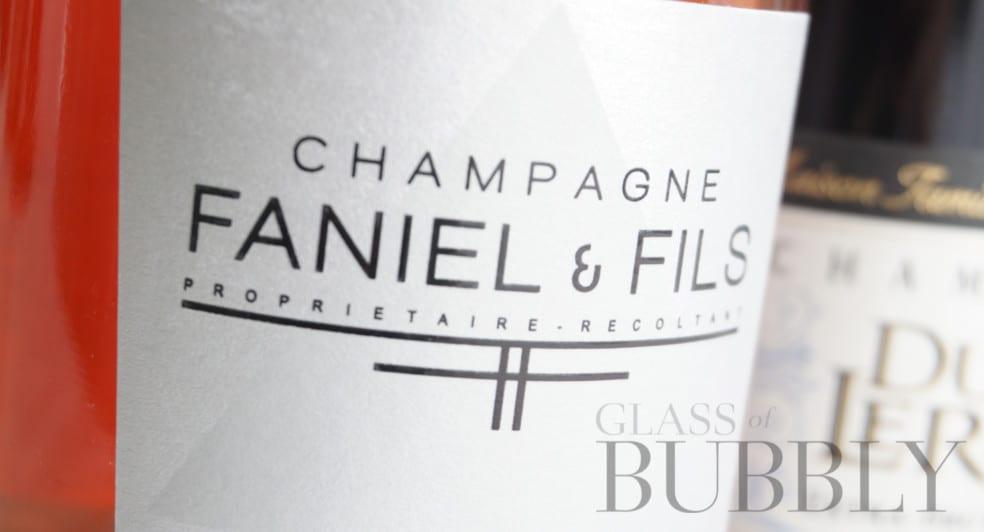 Champagne Faniel et Fils Perlane Rosé