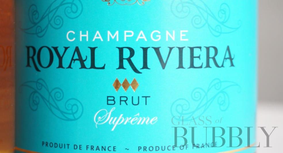 Champagne Royal Riviera Brut Supreme