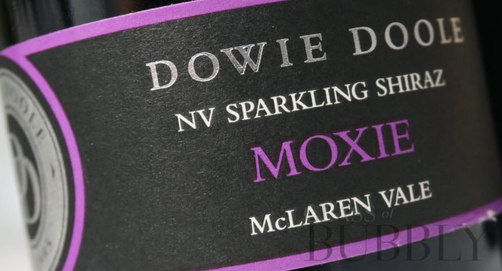 Dowie Doole Moxie red sparkling wine
