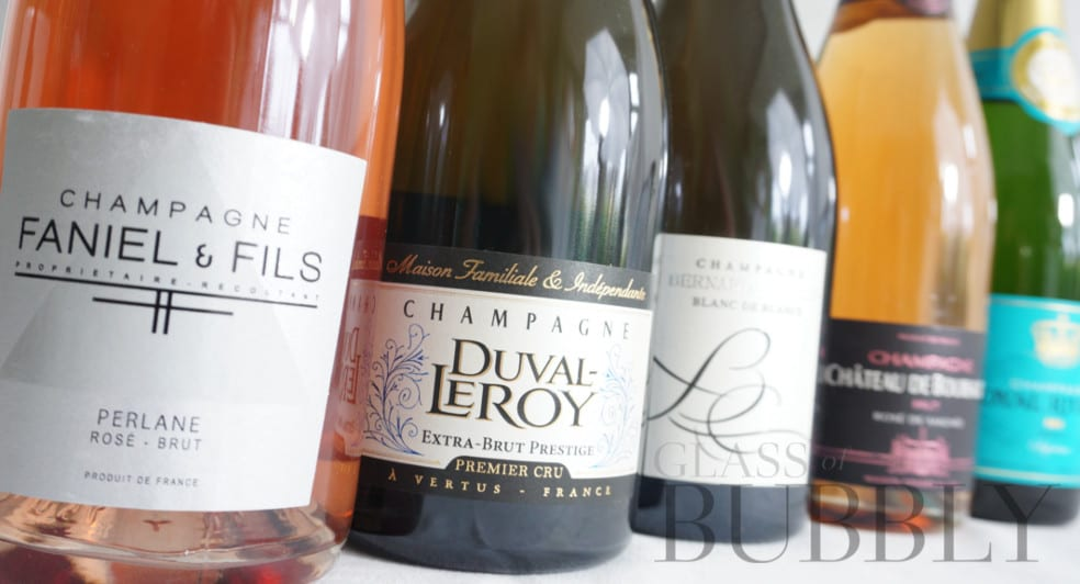 Five great Champagnes for your First Date