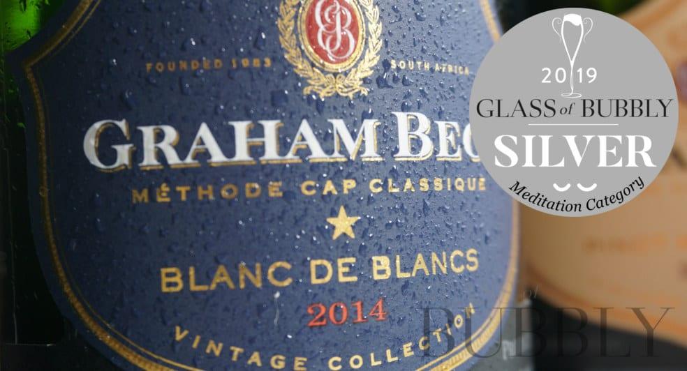 Graham Beck Blanc de Blancs 2014