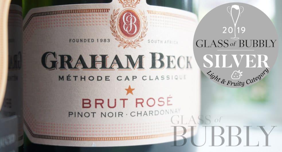Graham Beck Brut Rosé NV