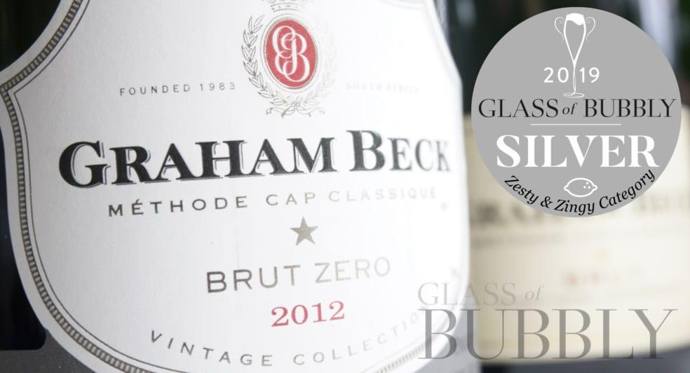 Graham Beck Brut Zero 2012