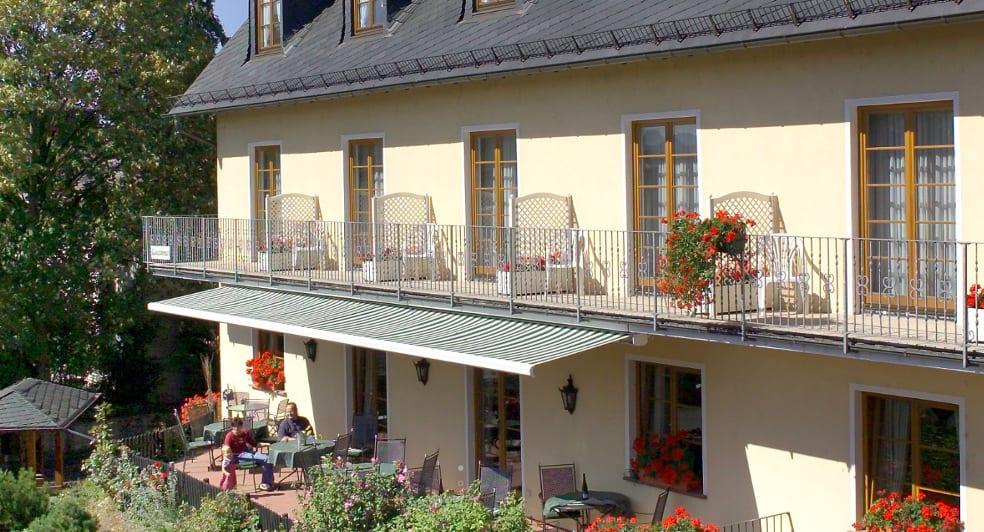 Hotel at FB-Schonleber