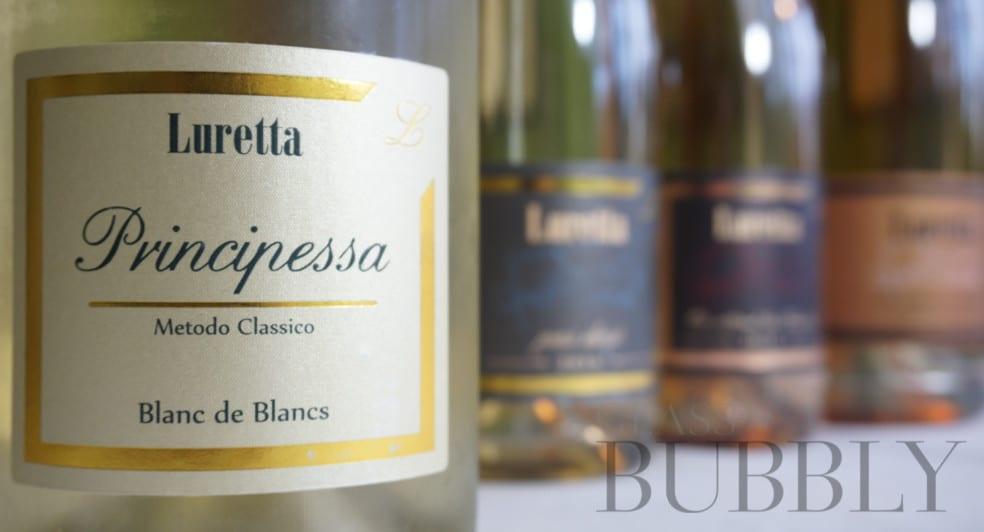 Luretta sparkling wines