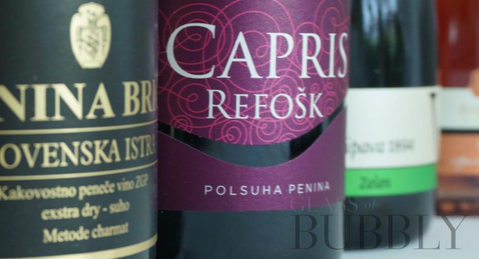 Vinakoper Capris Refosk