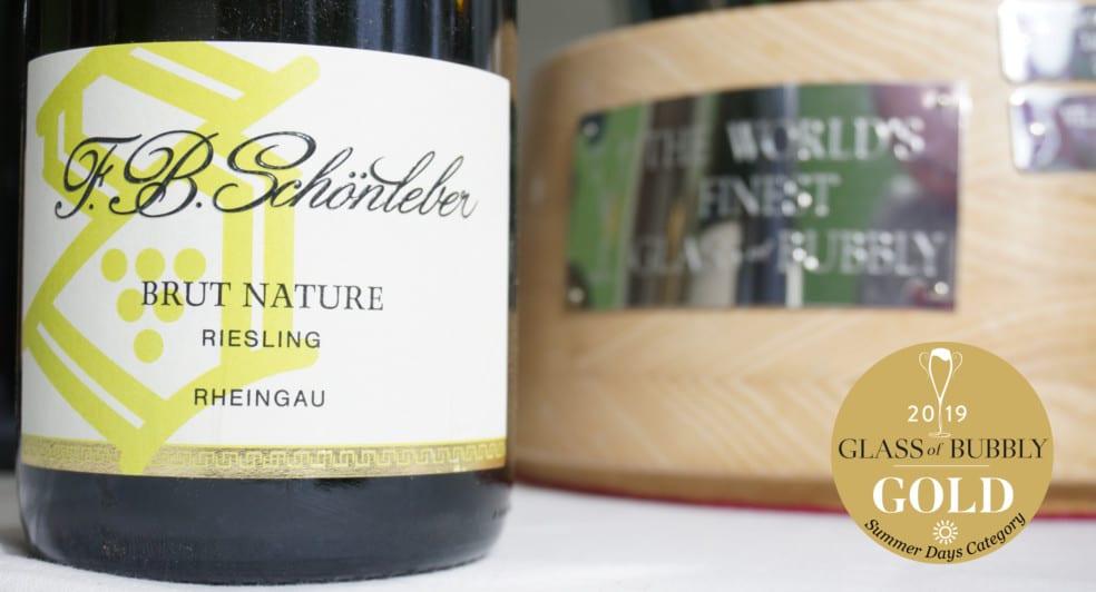 Wein und Sektgut F.B.Schönleber – Brut Nature Riesling – Germany